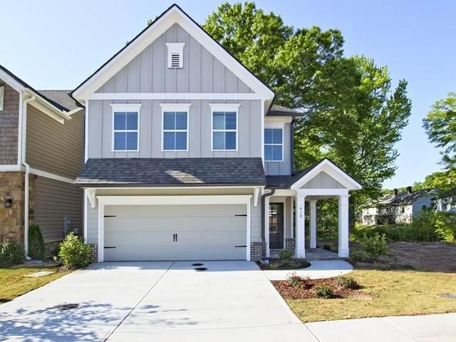 3705 Silvery Way, Powder Springs, GA 30127 (MLS #6962539) :: North Atlanta Home Team