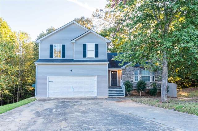 4435 Red Eagle Court, Douglasville, GA 30135 (MLS #6962549) :: Maria Sims Group