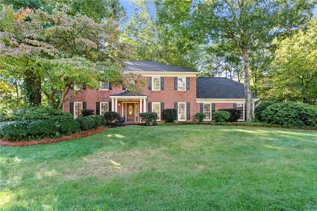 1258 Mile Post Drive, Atlanta, GA 30338 (MLS #6962591) :: Maria Sims Group