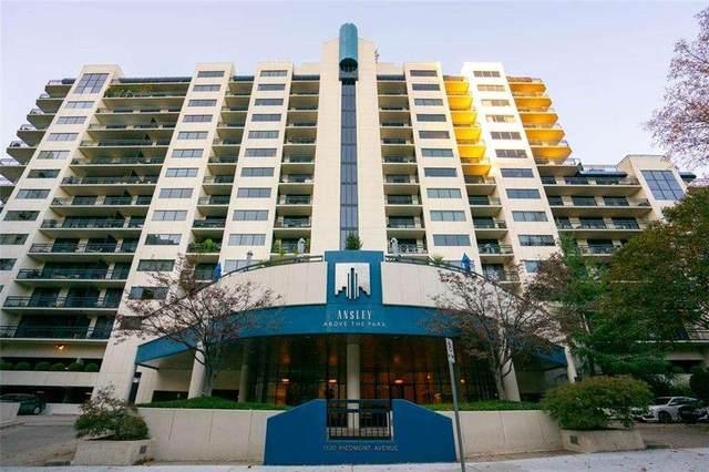 1130 Piedmont Avenue NE #1305, Atlanta, GA 30309 (MLS #6962597) :: Dawn & Amy Real Estate Team
