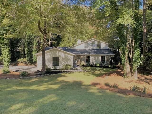12 Rhodes Drive, Marietta, GA 30068 (MLS #6962607) :: Evolve Property Group