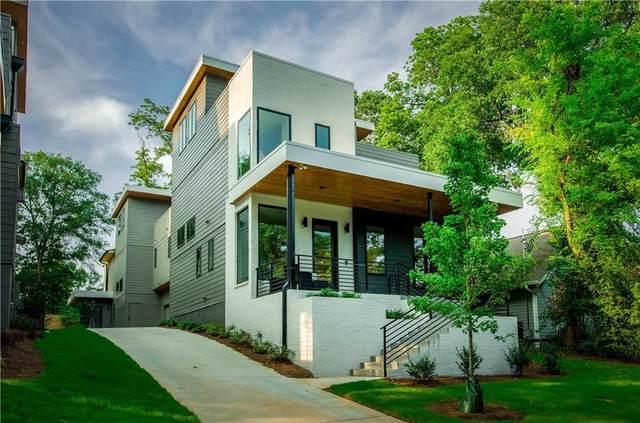 508 Boulevard Place NE B, Atlanta, GA 30308 (MLS #6962641) :: RE/MAX Prestige