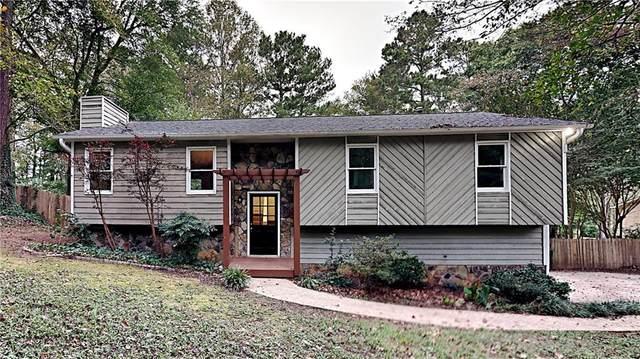 1420 Longbow Court, Canton, GA 30115 (MLS #6962655) :: RE/MAX Paramount Properties