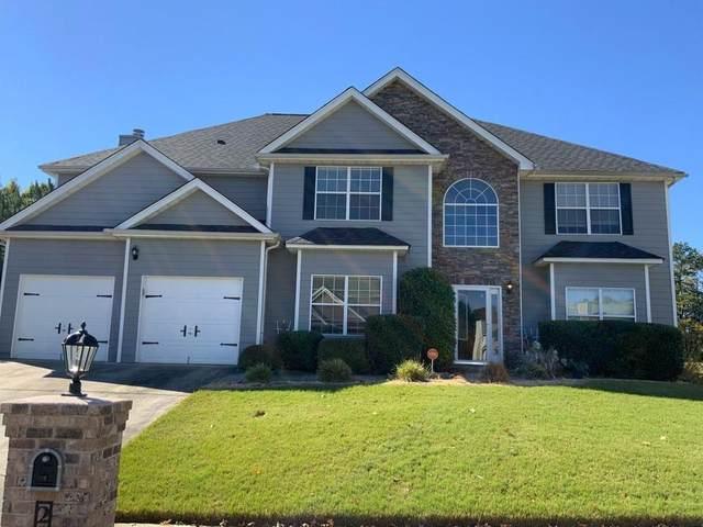 2809 Elkmont Ridge SW, Atlanta, GA 30331 (MLS #6962695) :: RE/MAX Center
