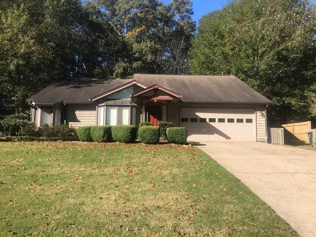 920 Laurel Mill Drive, Roswell, GA 30076 (MLS #6962696) :: Dillard and Company Realty Group