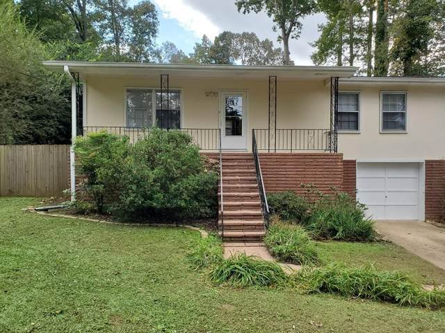 2489 Woodland Drive NW, Kennesaw, GA 30152 (MLS #6962760) :: North Atlanta Home Team