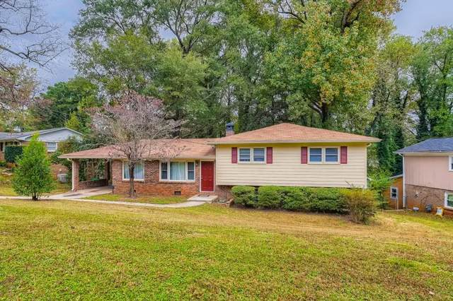 847 Needle Rock Drive, Stone Mountain, GA 30083 (MLS #6962819) :: RE/MAX Paramount Properties