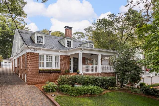 140 Peachtree Hills, Atlanta, GA 30305 (MLS #6962834) :: Morgan Reed Realty