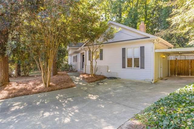 1896 E Roxboro Road NE, Atlanta, GA 30324 (MLS #6962840) :: Tonda Booker Real Estate Sales