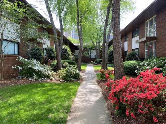 10 26th Street B1, Atlanta, GA 30309 (MLS #6962870) :: Tonda Booker Real Estate Sales