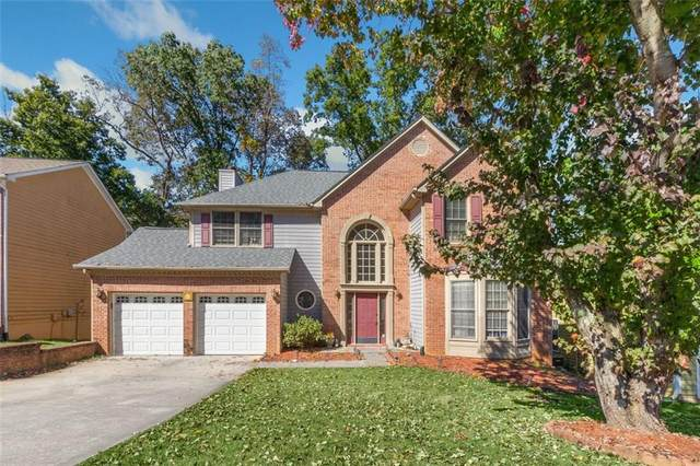 3611 Forest Glen Trail, Lawrenceville, GA 30044 (MLS #6962872) :: No Place Like Home Georgialina