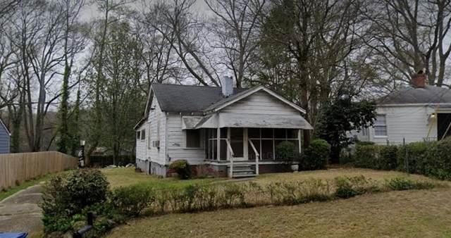 176 Stanhope Circle NW, Atlanta, GA 30314 (MLS #6962947) :: Maria Sims Group