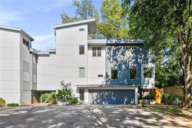 209 Marion Place NE, Atlanta, GA 30307 (MLS #6962960) :: Tonda Booker Real Estate Sales