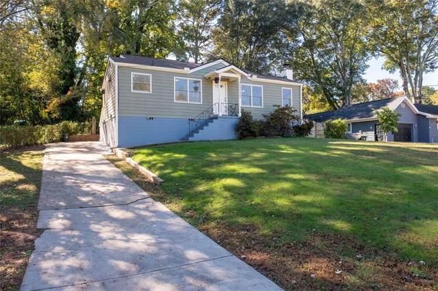 2309 Wallace Drive, Chamblee, GA 30341 (MLS #6962973) :: Tonda Booker Real Estate Sales