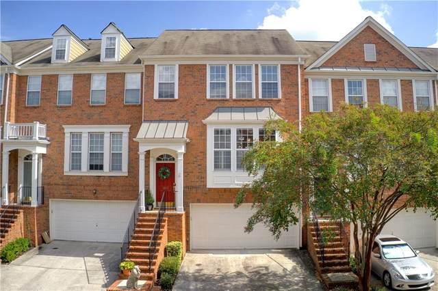 4863 Payson Terrace SE, Atlanta, GA 30339 (MLS #6962978) :: Maria Sims Group