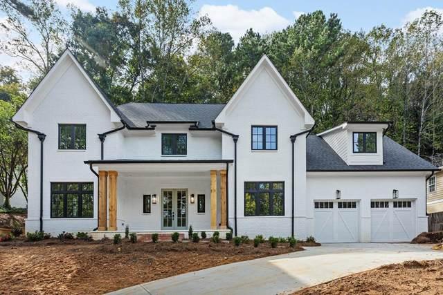 4210 Candler Lake West NE, Brookhaven, GA 30319 (MLS #6962988) :: No Place Like Home Georgialina
