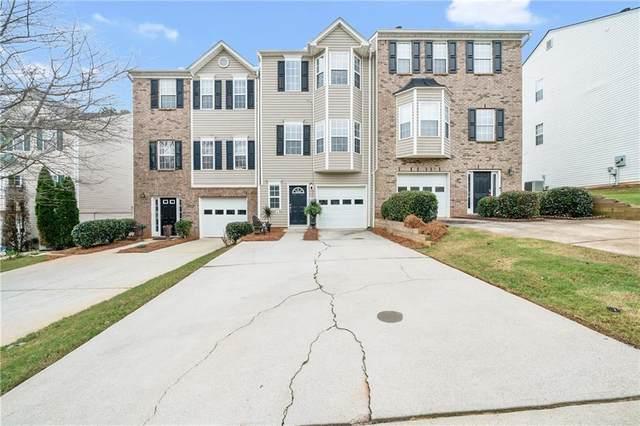 4928 Oak Meadow Lane, Oakwood, GA 30566 (MLS #6963016) :: No Place Like Home Georgialina