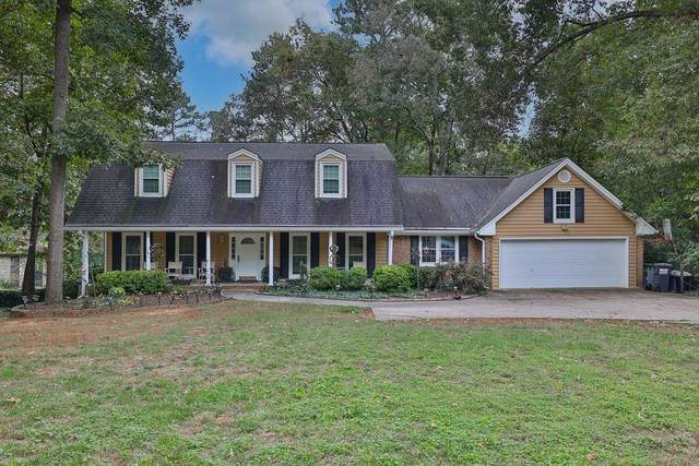 685 Spalding Drive, Sandy Springs, GA 30328 (MLS #6963042) :: Tonda Booker Real Estate Sales