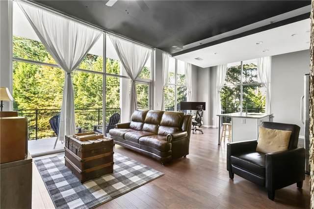 3400 Malone Drive #114, Atlanta, GA 30341 (MLS #6963043) :: Tonda Booker Real Estate Sales