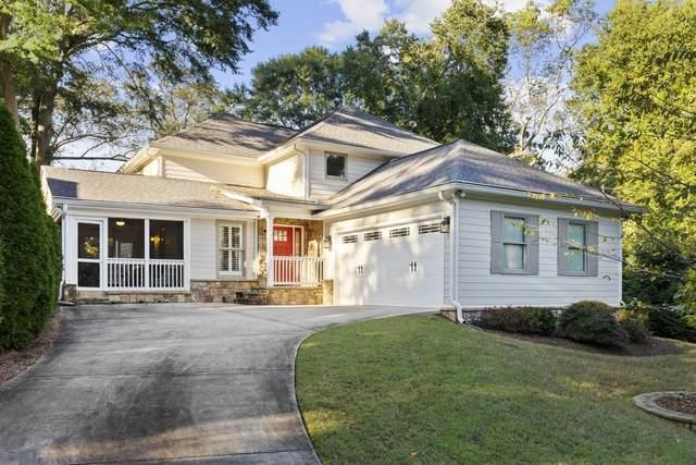 3373 Rockhaven Circle NE, Atlanta, GA 30324 (MLS #6963080) :: No Place Like Home Georgialina