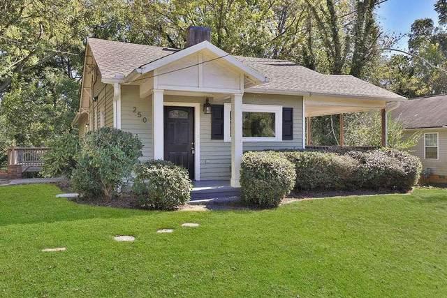 250 Cole Street NE, Marietta, GA 30060 (MLS #6963095) :: Dillard and Company Realty Group