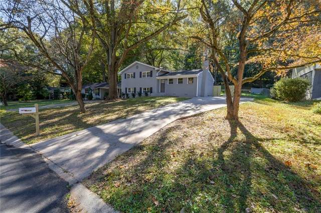 3295 Artesia Drive, Clarkston, GA 30021 (MLS #6963098) :: Tonda Booker Real Estate Sales