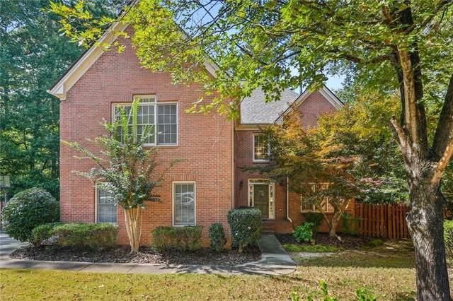 2498 Kings Arms Drive, Atlanta, GA 30345 (MLS #6963104) :: Morgan Reed Realty