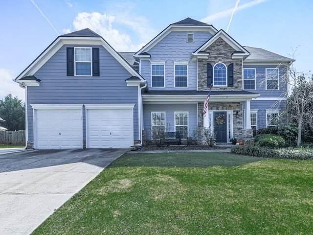 503 Crestview Court, Canton, GA 30115 (MLS #6963144) :: North Atlanta Home Team