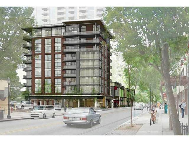 867 Peachtree Street NE #203, Atlanta, GA 30308 (MLS #6963164) :: No Place Like Home Georgialina