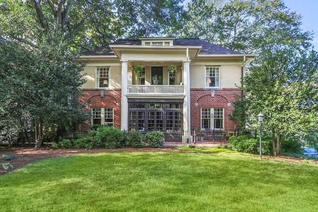 81 17TH Street NE #2, Atlanta, GA 30309 (MLS #6963184) :: Tonda Booker Real Estate Sales