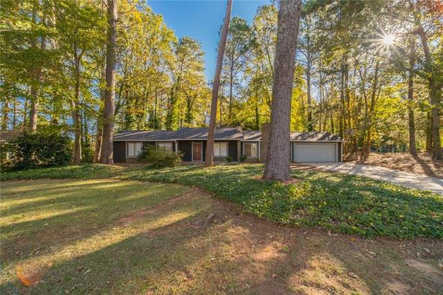 3192 Westbrook Trace, Lawrenceville, GA 30044 (MLS #6963190) :: Maria Sims Group
