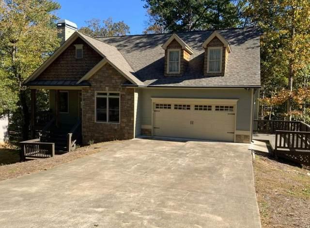 361 Pinebrook Drive, Waleska, GA 30183 (MLS #6963191) :: Compass Georgia LLC