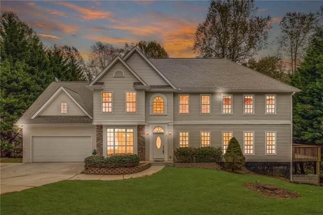 9405 Lakeside Way, Gainesville, GA 30506 (MLS #6963242) :: No Place Like Home Georgialina