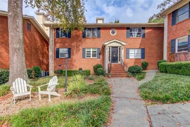 3535 Roswell Road NE D4, Atlanta, GA 30305 (MLS #6963298) :: No Place Like Home Georgialina