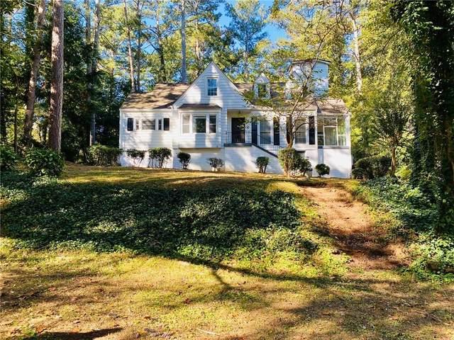 1293 Cahaba Drive SW, Atlanta, GA 30311 (MLS #6963306) :: No Place Like Home Georgialina