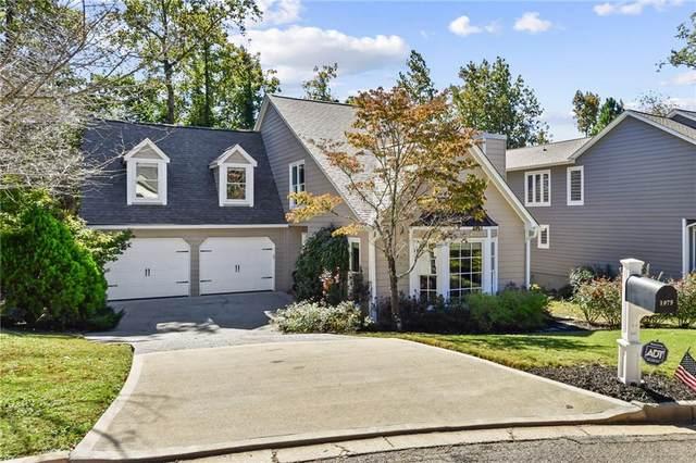 1079 Club Place NE, Brookhaven, GA 30319 (MLS #6963323) :: Tonda Booker Real Estate Sales