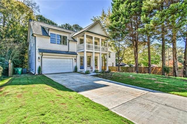 2737 Drew Valley Road NE, Brookhaven, GA 30319 (MLS #6963401) :: Tonda Booker Real Estate Sales