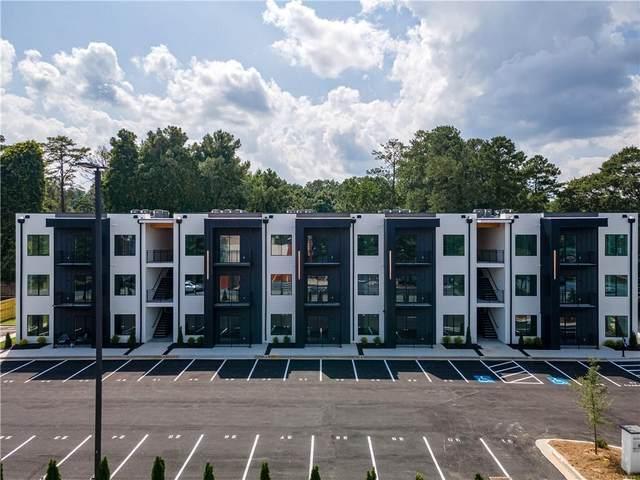 1155 Custer Avenue SE #305, Atlanta, GA 30316 (MLS #6963411) :: Tonda Booker Real Estate Sales
