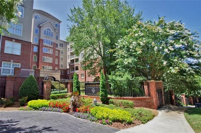 50 Biscayne Drive NW #5114, Atlanta, GA 30309 (MLS #6963447) :: Tonda Booker Real Estate Sales
