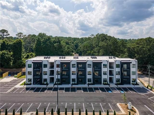 1155 Custer Avenue SE #307, Atlanta, GA 30316 (MLS #6963450) :: Tonda Booker Real Estate Sales