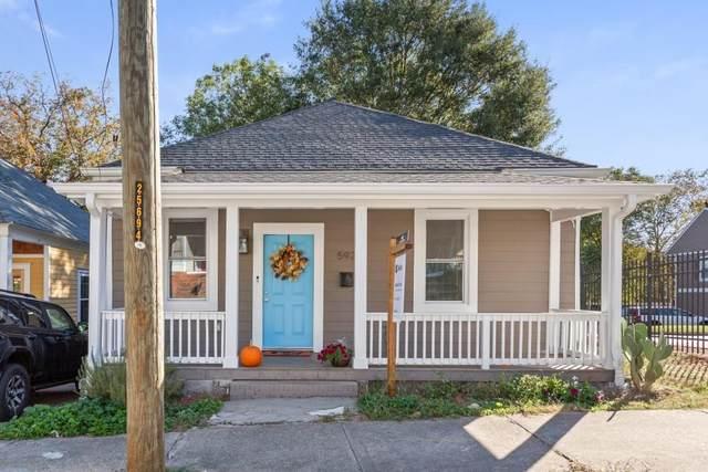 592 Martin Street SE, Atlanta, GA 30312 (MLS #6963493) :: Tonda Booker Real Estate Sales