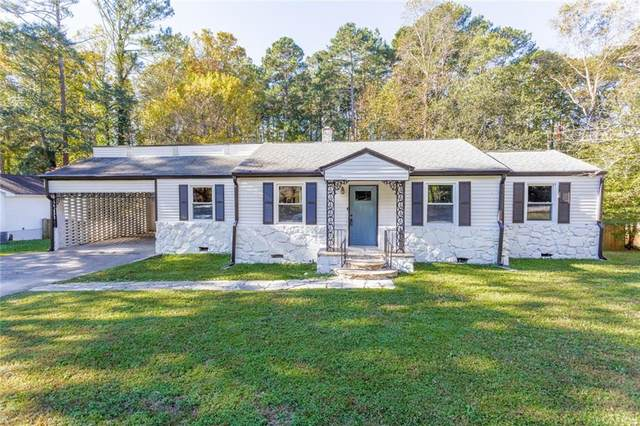 2091 Clairmont Terrace NE, Atlanta, GA 30345 (MLS #6963543) :: Tonda Booker Real Estate Sales