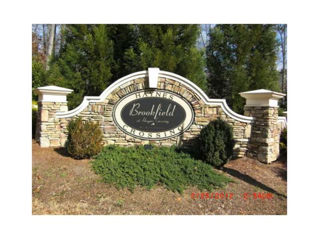 124 Brookfield Court, White, GA 30184 (MLS #5206655) :: North Atlanta Home Team