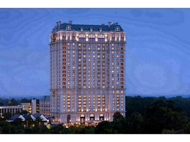 88 W Paces Ferry Road NW #1710, Atlanta, GA 30305 (MLS #5324756) :: North Atlanta Home Team