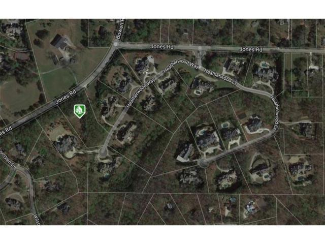 4030 Heatherwood Way, Roswell, GA 30075 (MLS #5395913) :: North Atlanta Home Team