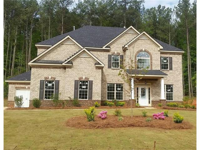 266 Shellbark Drive, Mcdonough, GA 30252 (MLS #5602935) :: North Atlanta Home Team