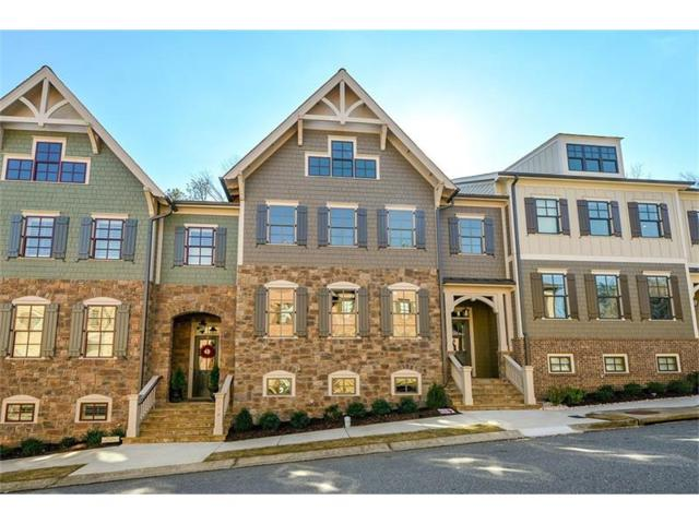 256 Trecastle Square #38, Canton, GA 30114 (MLS #5650086) :: North Atlanta Home Team