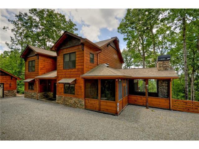 6 Moosilaukee Trail, Mineral Bluff, GA 30559 (MLS #5684032) :: North Atlanta Home Team