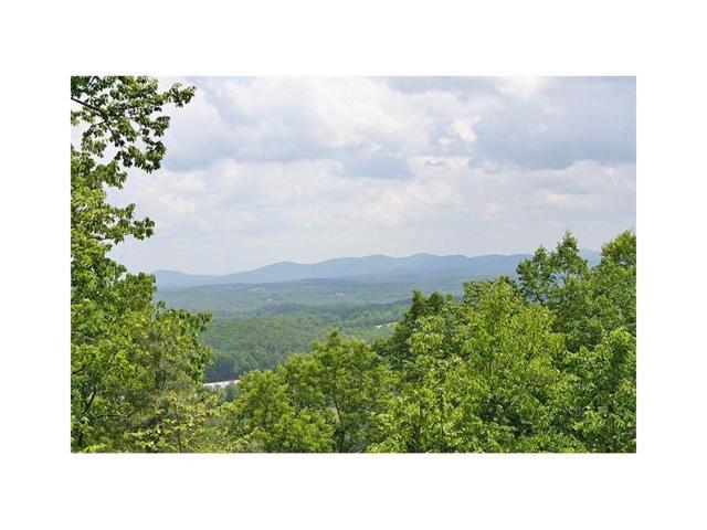 0 Yonah View Road, Dahlonega, GA 30533 (MLS #5686105) :: North Atlanta Home Team