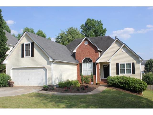 805 Georgian Hills Drive, Lawrenceville, GA 30045 (MLS #5698223) :: North Atlanta Home Team